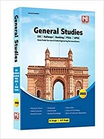 General Studies - 2022 for UPSC, SSC, Railways, PSUs, Banking, State PSCs and Other Competitive Examinations (MADE EASY)