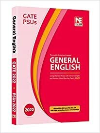 General English for GATE and PSUs: 2022 : Theory with Previous Years Solved Papers