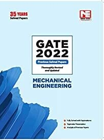 GATE 2022: Mechanical Engineering Previous Year Solved Papers