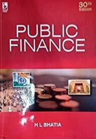 Public Finance 30/e