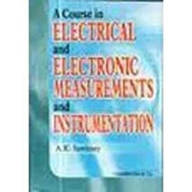 A Course In Electrical And Electronic Measurements And Instrumentation