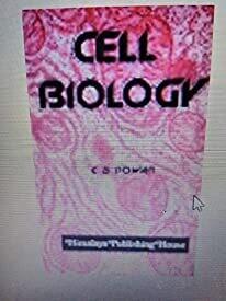 Cell biology by C B Powar