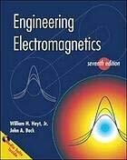 Engineering Electromagnetics 7th edition by William H.Hayt and John A.Buck