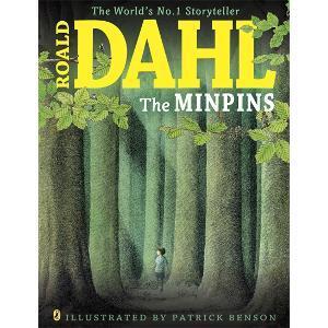 The Minpins Dahl Colour Illustrated by Roald Dahl