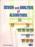 Design and Analysis of Algorithms by Vinod K. Rajput