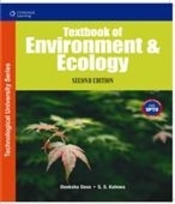 Textbook of Environment & Ecology