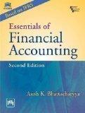 Essentials of Financial Accounting by Bhattacharyya Asish K.