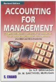 Accounting for Management by N P Srinivasan