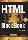 HTML Black Book by Steven Holzner