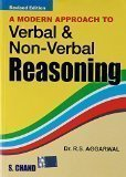 A Modern Approach to Verbal  Non-Verbal Reasoning Old Edition by R.S. Aggarwal