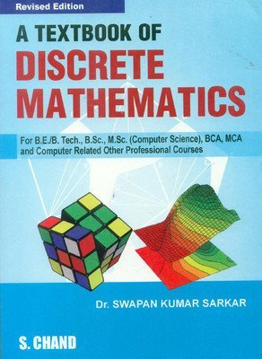 A Text Book of Discrete Mathematics by S.K. Sarkar
