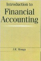 Introduction To Financial Accounting by J R Moga