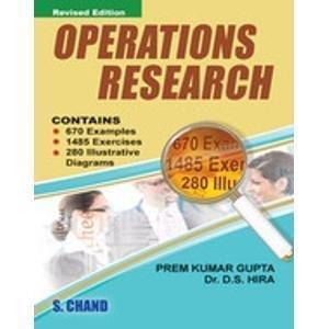 Operations Research              PK Gupta and D.S Hira | Pustakkosh.com