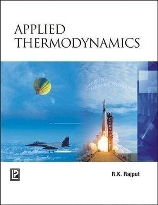 Applied Thermodynamics by R.K. Rajput