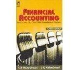 Financial Accounting For B.Com CA CS ICWA Foundation Courses by S. N. Maheshwari