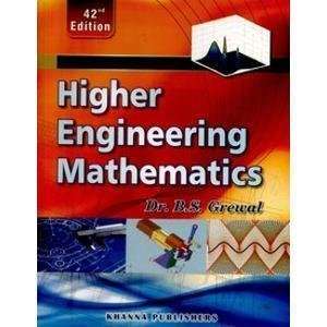 Higher Engineering Mathematics                        Paperback  B.S. Grewal | Pustakkosh.com