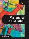 Managerial Economics by G. Gupta