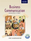 Business Communication Connecting at Work with CD by Hory Sankar Mukerjee
