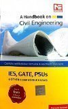 A Handbook on Civil Engineering - Illustrated Formulae  Key Theory Concepts by Made Easy Editorial Board