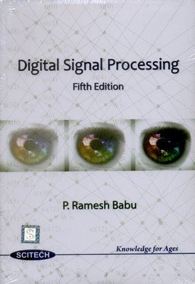 Digital Signal Processing by P. Ramesh Babu