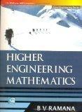 Higher Engineering Mathematics by Bandaru Ramana