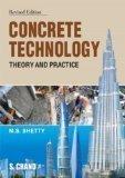 Concrete Technology  Paperback by MS Shetty (Author)| Pustakkosh.com