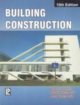 Building Construction by B.C. Punmia