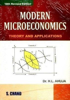 Modern Microeconomics by Ahuja H.L.