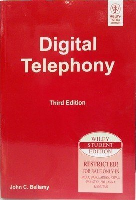 Digital Telephony 3ed by John C. Bellamy