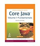 Core Java Vol 1 Fundamentals 8Ed