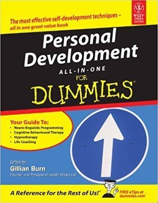 Personal Development All-in-One for Dummies by Gillian Burn