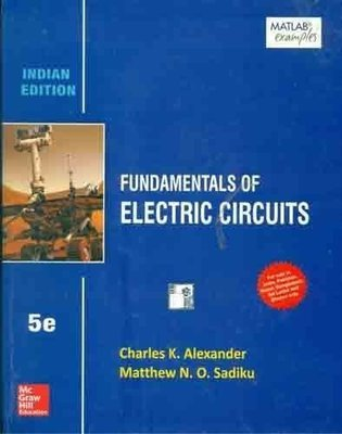 Fundamentals of Electric Circuits by Charles K. Alexander