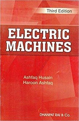 Electrical Machines-by-Ashfaq Hussain | Pustakkosh.com