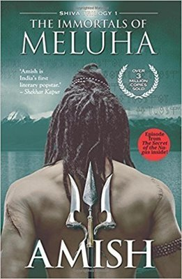 The Immortals Of Meluha Shiva Trilogy
