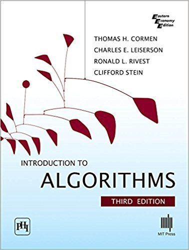 Introduction To Algorithms 3Ed By Cormen, Rivest