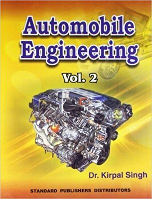 Automobile Engineering-Vol 1