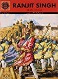 Ranjit Singh Amar Chitra Katha by Rahul Singh