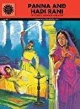 Panna and Hadi Rani Amar Chitra Katha by Meeta Ugra