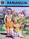 Ramanuja Amar Chitra Katha by Chakravati Anantachar