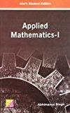 Applied Mathematics - 1 by Abhimanyu