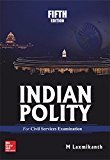Indian Polity 5th Edition  M. Laxmikanth | Pustakkosh.com