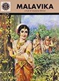 Malavika Amar Chitra Katha by Kamlesh Pandey