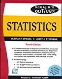 Statistics Schaums Outline Series by Murray Spiegel