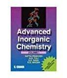 Advanced Inorganic Chemistry - Vol. 1 by Prakash Satya & et Al.