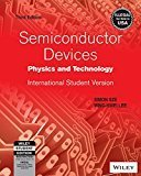 Semiconductor Devices Physics and Technology 8ed ISV WSE by Simon Sze