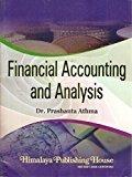 Financial Accounting and Analysis by Dr. Prashanta Athma