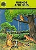 Friends and Foes Animal Tales from the Mahabharata Amar Chitra Katha by Toni Patel