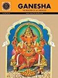 Ganesha Amar Chitra Katha by Kamala Chandrakant