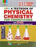 Physical Chemistry for Competition for IIT - JEE by O.P. Tandon