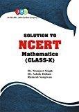 SOLUTION TO NCERT MATHEMATICS CLASS X